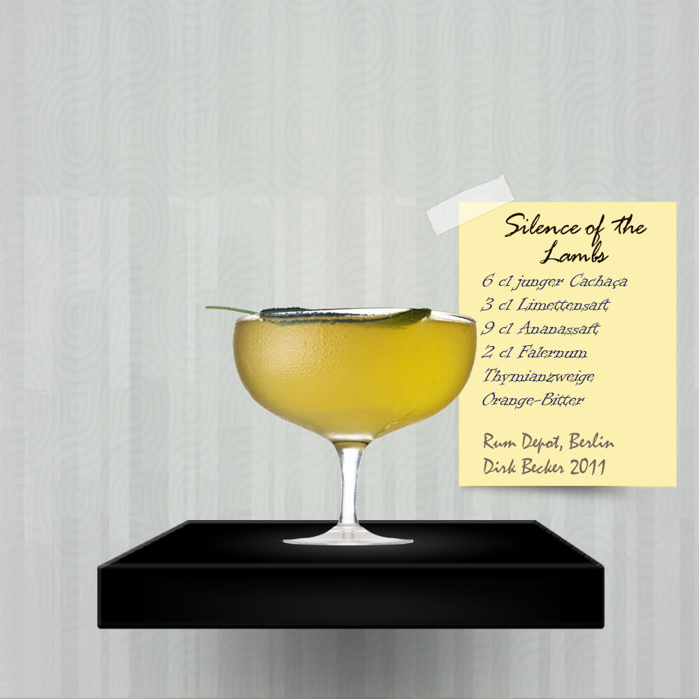 Cachaca-Cocktail-Silence of the Lambs