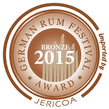 German Rum Festival 2015 Bronze
