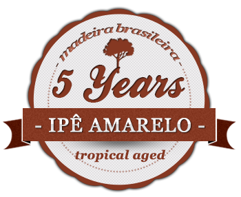 5 Years tropical aged