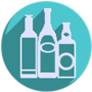 round-icon-left-bottles-90